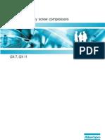 ASL GX7-11 Redesign