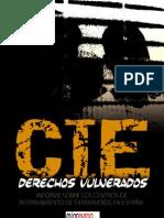 """Informe CIE """"Derechos Vulnerados"""""""