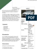 Audi Q7 - Wikipédia