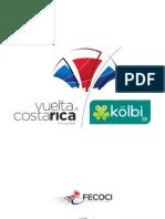 Guía Técnica Vuelta a Costa Rica 2011