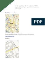 Nokia Map Image API