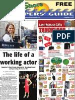West Shore Shoppers' Guide, December 18, 2011