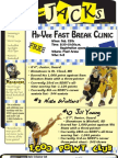 Junior Jacks Newsletter - Dec. '11