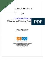 Ginning Mill