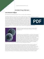 Polymer in Drug Delivery