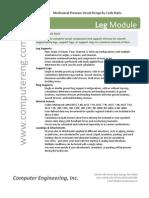 DesignCalcs Modules