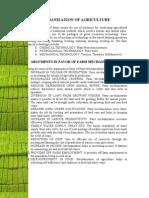 19702382 Mechanization of Agriculture Advantages and Disadvantages