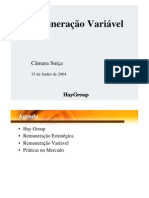 Remuneracao Variavel - Hay Group