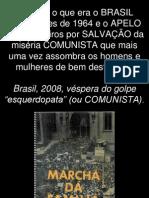 Marcha Da Familia Com Deus Pela Liberdade - 1964