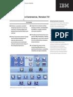 IBM WebSphere Commerce Solution Sheet v7
