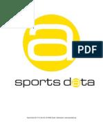 Sports Data Basic Soccer Standards 22.06