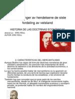Historia de Las Doctrinas Economic As Eric Roll Noruego Parte 36