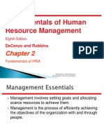 2 Fundamentals of HRM