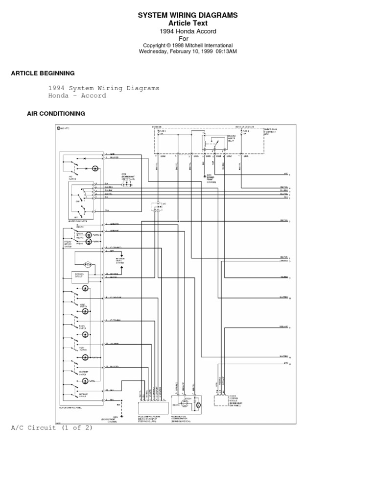 Fuse Diagram Also 94 Honda Accord Fuel Pump Relay Likewise 2002 Honda