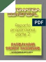 Matematica comercial REPARTIMIENTO PROPORCIONAL PARTE 2