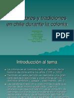 Costumbres y Tradiciones en Chile Durante La Colonia Exposiciones
