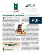 Financial Focus Newsletter - Summer 2011 issue