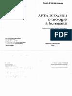 Arta Icoanei- Paul Evdochimov