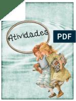 2012 Jovens Atividades e Coral Binder Cover