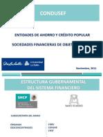 EACP Y SOFOMES 2011