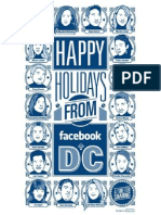 Happy Holidays from Facebook DC 2011