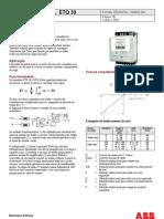 Potencia Ativa Reativa ETP Q30