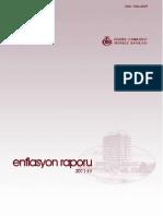 Türkiye Cumhuriyeti Merkez Bankası Enflasyon Raporu 2011 - III