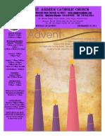 December 18, 2011 Bulletin