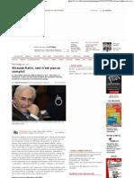 Strauss-Kahn, ceci n'est pas un complot - Libération