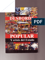 Jose Matos Mar Desborde Popular