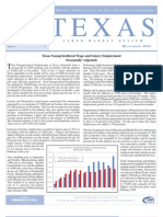 Texas Labor Market Review December 2011