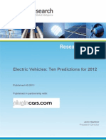EVP 11 Pike Research EV market 2012