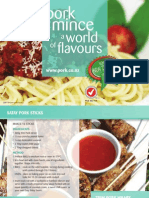 Mince Booklet