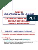 Clase 11 Neuropsicologia Del Lenguaje