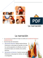 PPT Género narrativo 2º ESO - copia