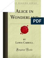 Alice in Wonderland - 9781606208564