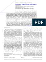 Martin Kenward and Kevin D. Dorfman- Brownian dynamics simulations of single-stranded DNA hairpins
