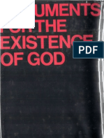 Arguments for the Existence of God. John Hick