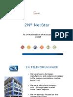 2N NetStar Product Presentation End Users En