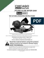 Miter Saw Manual
