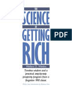 Science of Getting Rich - Wallace Wattles