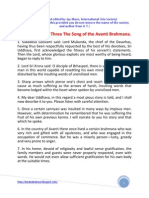 Chapter 23 the Song of the Avanti Brahmana (Udhav Gita)
