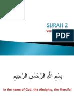 QR 008 Surah 002 144-168