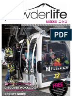 Powderlife Magazine Issue no. 35