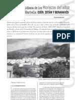 Urbaneja Ortiz, Lina - La Vida Cotidiana de Los Moriscos Del Alfoz de Marbella