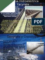 Represa Hidroeléctrica Yacyreta97