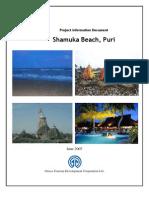 Project Info Doc Shamuka Beach Project 280607