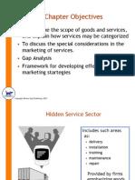 Basics of Services Marketing and Gap Analysis