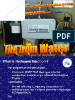 Hydrogen Injection 97-03-Auto Show