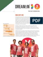 DREAM:IN NEXT GEN INDIA
